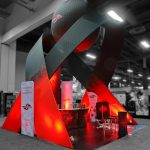 20'w x 20' h Arches at 2016 Exhibitor Live Show