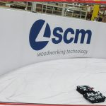 20' Curved Hanging Sign